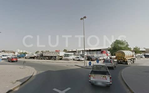 Plot for Sale in Industrial Area, Sharjah - Prime location - Commercial land  Sharjah