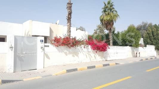 فیلا  للايجار في ضاحية حلوان، الشارقة - Three bedroom villa for rent in Halwan