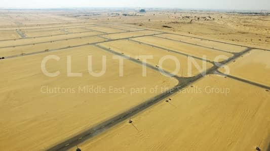 Plot for Sale in Al Tai, Sharjah - Great investment opportunity - Land plots for sale in Robo'a Al Tay Sharjah