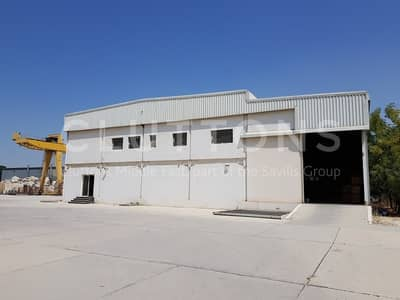 Factory for Sale in Saif Zone (Sharjah International Airport Free Zone), Sharjah - Marble and granite factory with License