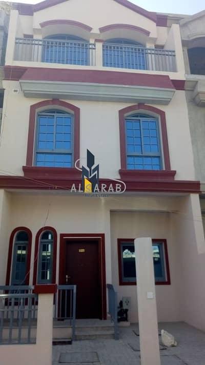 2 Bedroom Villa for Rent in Ajman Uptown, Ajman - Very Nice New Villa For Rent In Ajman