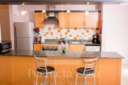 19 Great Offer Fully Furnished 1 Bedroom apartment in Al Barsha