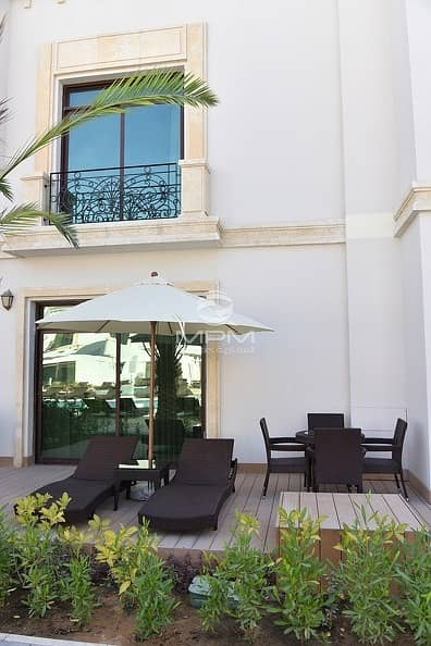 Furnished 1 Bedroom Apartment in Al Seef Residences