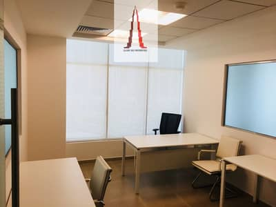 Beautiful Fully Furnished Office for Rent in Business Bay