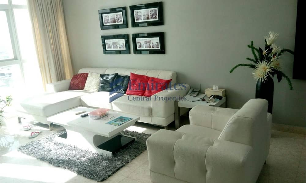 Amazing sull sea view apartment fully furnished for Sale !vacant