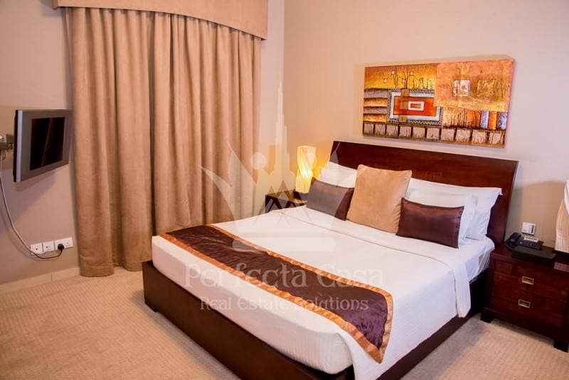 13 Great Offer Fully Furnished 1 Bedroom apartment in Al Barsha
