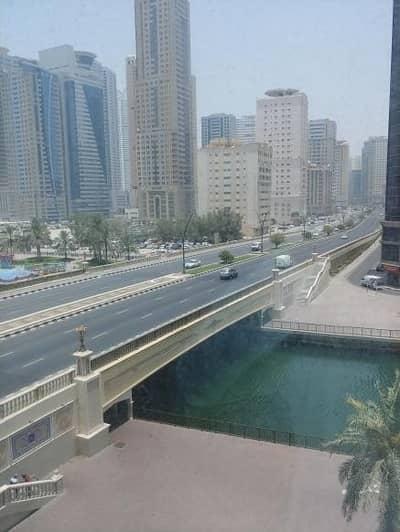 Studio for Rent in Al Qasba, Sharjah - Studio in a special location on Al Qasba channel