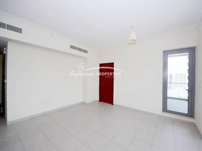 1 Bedroom Apartment for Sale in Downtown Dubai, Dubai - High Floor I Unfurnished ICommunity View