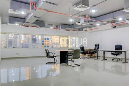 Vacant | Fitted Office Space | HDS Tower in JLT