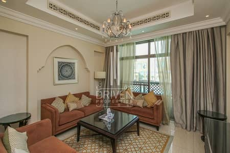 1 Bedroom Flat for Rent in Downtown Dubai, Dubai - Large Furnished 1 Bedroom Fountain Views
