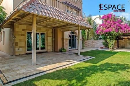 5 Bedroom Villa for Rent in Dubai Sports City, Dubai - Park View - Prime Location - Upgraded C1