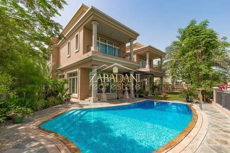 Full Lake View Vacant 7 Bedroom Emirates Hills Sector P