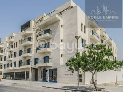 Commercial Shell & Core Area of  Luxury Apartment in JVT