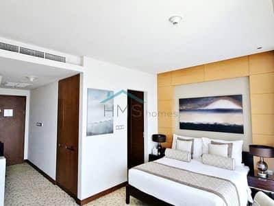 Studio for Rent in Downtown Dubai, Dubai - Khalifa View | 5 Star Living | Furnished