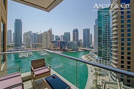 Two Bedrooms � Unfurnished � Full Marina