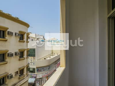 Office for Rent in Deira, Dubai - OFFICE FOR RENT IN COMMERCIAL BUILDING  REAL 2 MINS TO BANIYAS METRO STATION