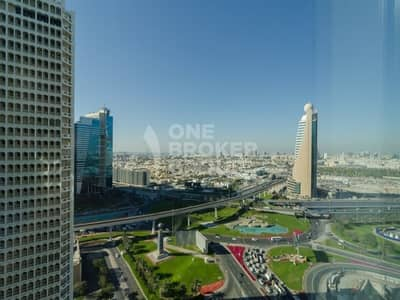 2 Bedroom Apartment for Rent in World Trade Centre, Dubai - Spacious 2 Bedroom Simplex at World Res.