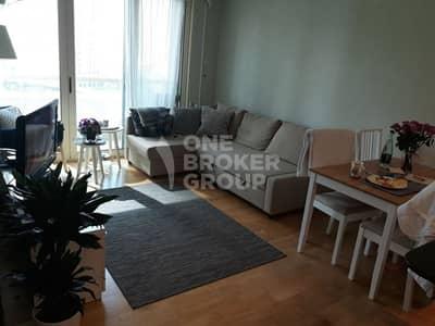 1 Bedroom Apartment for Sale in Dubai Marina, Dubai - Furnished 1BR