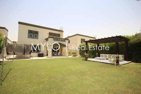3 Bedroom Villa for Sale in Jumeirah Park, Dubai - District 6  | 3 VL |  Vacant on transfer
