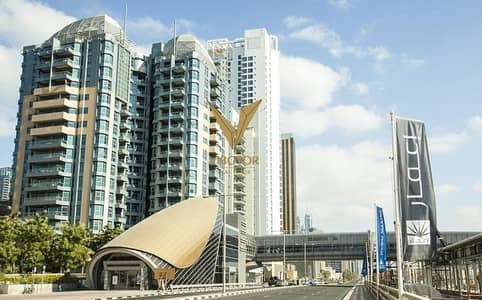 1 Bedroom Flat for Sale in Dubai Marina, Dubai - Next to Metro 1 Bed Apt in Dubai  Marina