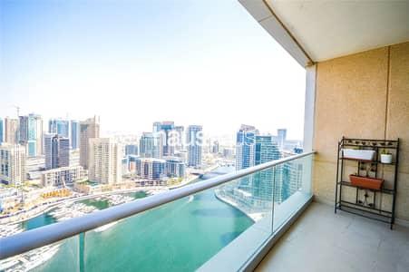 High floor   Marina view   Vacant   3 BR