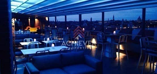 Shop for Rent in World Trade Centre, Dubai - Amazing! Roof Top Bar /Restaurant Shisha