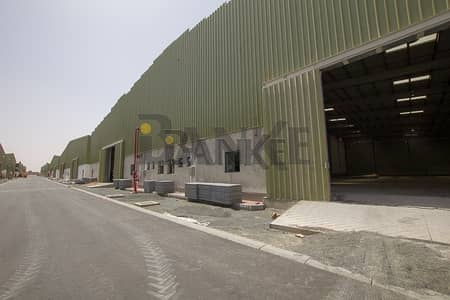 Warehouse for Rent in Emirates Modern Industrial Area, Umm Al Quwain - Brand new warehouses