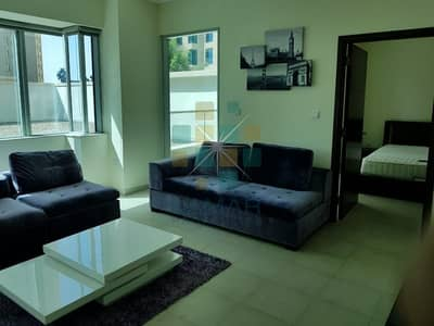 Stunning 1BR fully furnished in Marina Prromenade Tower