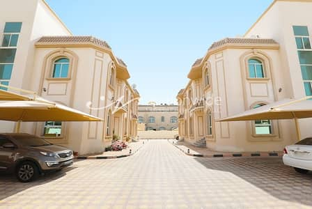 5 Bedroom Villa Compound for Sale in Khalifa City A, Abu Dhabi - For Sale Compound with 2 Villas in KCA