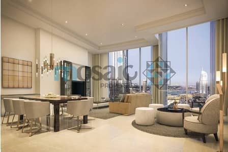 3 Bedroom Apartment for Sale in Downtown Dubai, Dubai - Spacious 3BR Apt. at Opera Grand