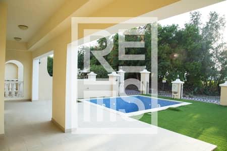 فیلا  للايجار في قرية الحمراء، رأس الخيمة - 3BR Townhouse with Lush Green Golf Course View