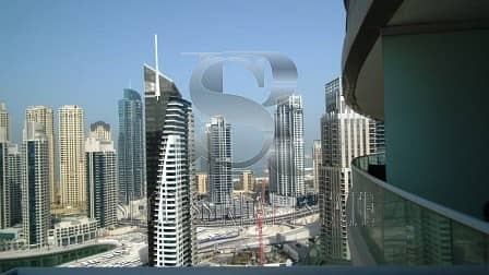 2 Bedroom Flat for Sale in Dubai Marina, Dubai - Large 2 BR in Marinascape Oceanic - High Floor