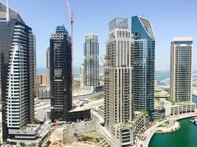 2 Bedroom Apartment for Sale in Dubai Marina, Dubai - Full Marina view  Rare Unit (01 type)  Spacious 2 BR + Maids - Marinascape Oceanic