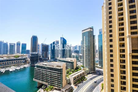 Great location   Furnished   Marina view