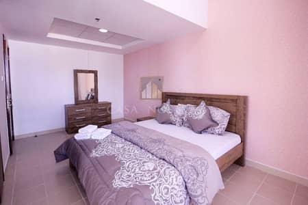 1 Bedroom Apartment for Rent in Dubai Marina, Dubai - Furnished 1BR w/Huge Balcony Higher Floor