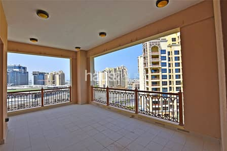 Vacant  Unfurnished  High Floor  Balcony