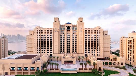 Amazing 1BR Apt in Fairmont Residences in Palm Jumeirah
