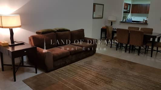 Furnished 1 BED I Porcelain Floor I AC INC