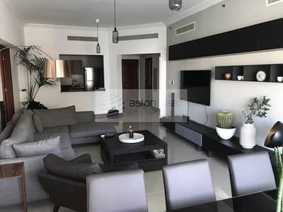 Beautifully Furnished 2 BR+Maids