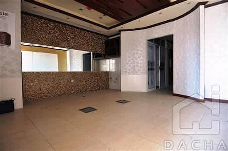 Shop for Sale in Jumeirah Lake Towers (JLT), Dubai - Fitted retail for sale in Damac Lake View