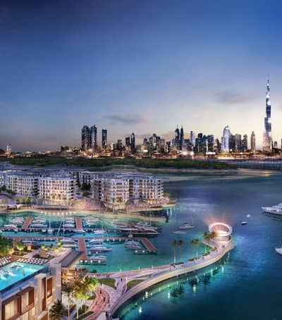 The Grand Apartments Dubai Creek Harbour by Emaar