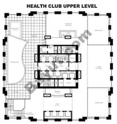 Health Club Upper Level