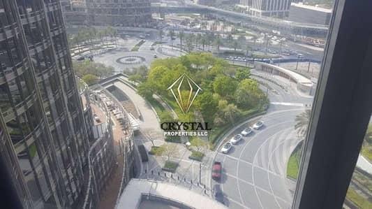 شقة 1 غرفة نوم للايجار في وسط مدينة دبي، دبي - Armani Burj Khalifa 1 Bedroom Furnished  Apt for Rent Community view