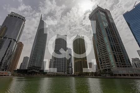 Shop for Rent in Jumeirah Lake Towers (JLT), Dubai - Fitted Retail With Hight Foot Fall   Dubai Arch Tower   JLT