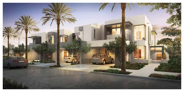 4BR Maple Villas by EMAAR at Dubai Hills Estate