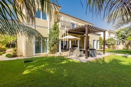 5 Bedroom Villa for Sale in Green Community, Dubai - Great location/Upgraded 5BR Family villa