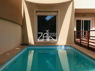 Beautiful Single Row 5 BR Villa with Pool