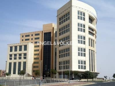 Office for Rent in Motor City, Dubai - Shell and core office|Motor City| 12 Chq