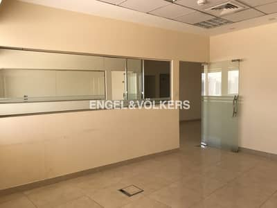 Office for Rent in Motor City, Dubai - Fitted office | Motor City | Pay 12 Chqs