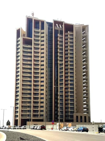 1 Bedroom Flat for Rent in Al Reem Island, Abu Dhabi - 1BR In Marafid Tower designed by Norman Foster